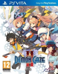 Demon Gaze II - Playstation Vita