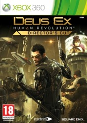 Deus Ex: Human Revolution - Director's Cut - Xbox 360