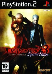 Devil May Cry 3 : Special edition - Playstation 2