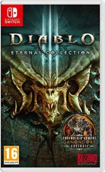 Diablo III: Eternal Collection sous blister - Switch