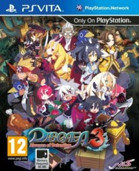 Disgaea 3 : Absence of Detention - Playstation Vita