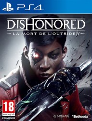 Dishonored : La Mort de l'Outsider - Playstation 4
