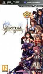 Dissidia 012 : Final Fantasy sous blister - Playstation Portable