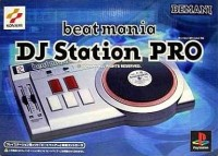 DJ Station Pro Beatmania - Playstation One