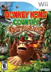 Donkey Kong Country Returns (import USA) - Wii