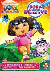 Dora l 39 exploratrice dora super d tective dvd jeux - Jeux de umizoomi ...