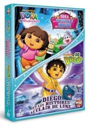 Dora l 39 exploratrice et le spectacle de magie go diego vol 9 dvd jeux occasion console - Jeux de go diego ...