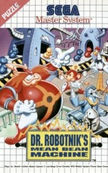 Dr robotnik s mean bean machine - Master System