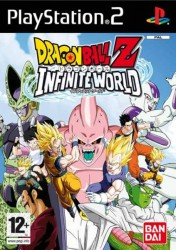 Dragon Ball Z : Infinite world - Playstation 2