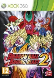 Dragon Ball Z : Raging blast 2 - Xbox 360