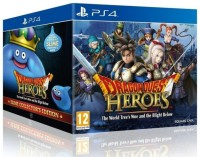 Dragon Quest Heroes: Le Crépuscule de l'Arbre du Monde - Édition Collector - Playstation 4