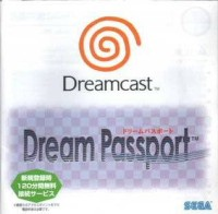 Dream Passport (import japonais) - Dreamcast