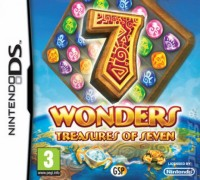 7 Wonders: Treasures of Seven (import anglais) - DS
