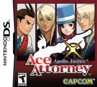 Apollo Justice: Ace Attorney (import USA) - DS
