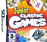 Junior Classic Games  - DS