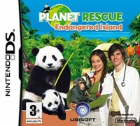 Planet Rescue : Endangered Island (import anglais) - DS
