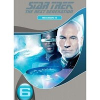Star trek the next generation saison 6 - DVD