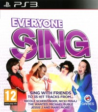 Everyone Sing - Playstation 3