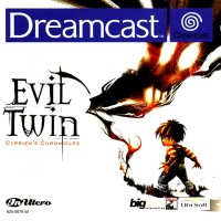 Evil twin: cyprien s chronicles - Dreamcast