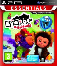 EyePet & Friends Essentials - Playstation 3