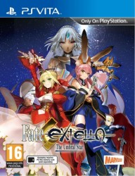Fate Extella : The Umbral Star - Playstation Vita