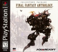 Final Fantasy Anthology (import USA) - Playstation One