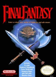 Final Fantasy (Import USA) - NES