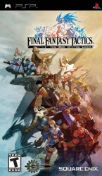 Final Fantasy Tactics: The War of the Lions (import USA) - Playstation Portable