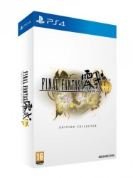Final Fantasy Type 0 HD - Edition Collector - Playstation 4