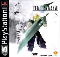 Final Fantasy VII (import USA) - Playstation One
