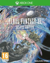 Final Fantasy XV - Édition Deluxe - Xbox One