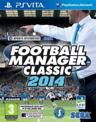 Football Manager Classic 2014 - Playstation Vita