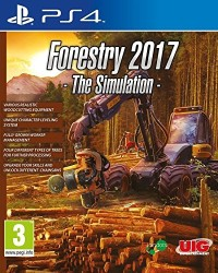 Forestry 2017 : The Simulation - Playstation 4