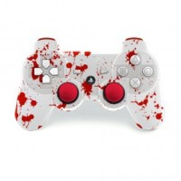 manette dualshock 3 burn ps3 accessoire occasion pas. Black Bedroom Furniture Sets. Home Design Ideas