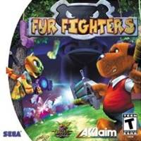 Fur Fighters (import USA) - Dreamcast