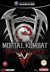 Mortal Kombat : Deadly Alliance - GameCube