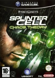 Splinter cell chaos theory - GameCube