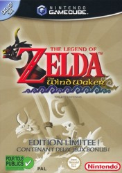 The Legend of Zelda : The Wind Waker - Edition Collector - GameCube