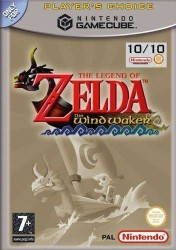 The Legend of Zelda : The Wind Waker - Player's Choice - GameCube