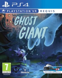 Ghost Giant VR  - Playstation 4