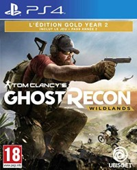 Ghost Recon : Wildlands Year 2 Gold Edition sous blister - Playstation 4