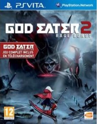 God Eater 2 : Rage Burst - Playstation Vita