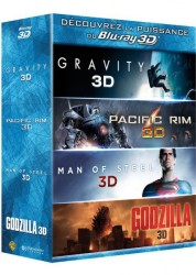 godzilla gravity pacific rim man of steel d e