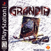 Grandia (import USA) - Playstation One