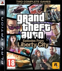GTA 4 : Episodes from Liberty City - Playstation 3