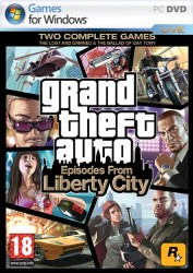 GTA : Episodes from Liberty City - Jeux PC