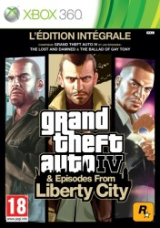 Grand Theft Auto IV : Edition Intégrale - Xbox 360