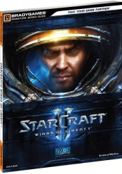 Guide Starcraft 2 - Wings Of Liberty sous blister - Jeux PC
