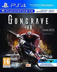 Gungrave VR The Loaded Coffin Edition  - Playstation 4