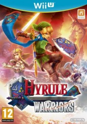 Hyrule Warriors sous blister - Wii U